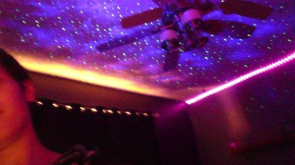 Sky Lite Galaxy Star Projector Lights For Room Blisslights